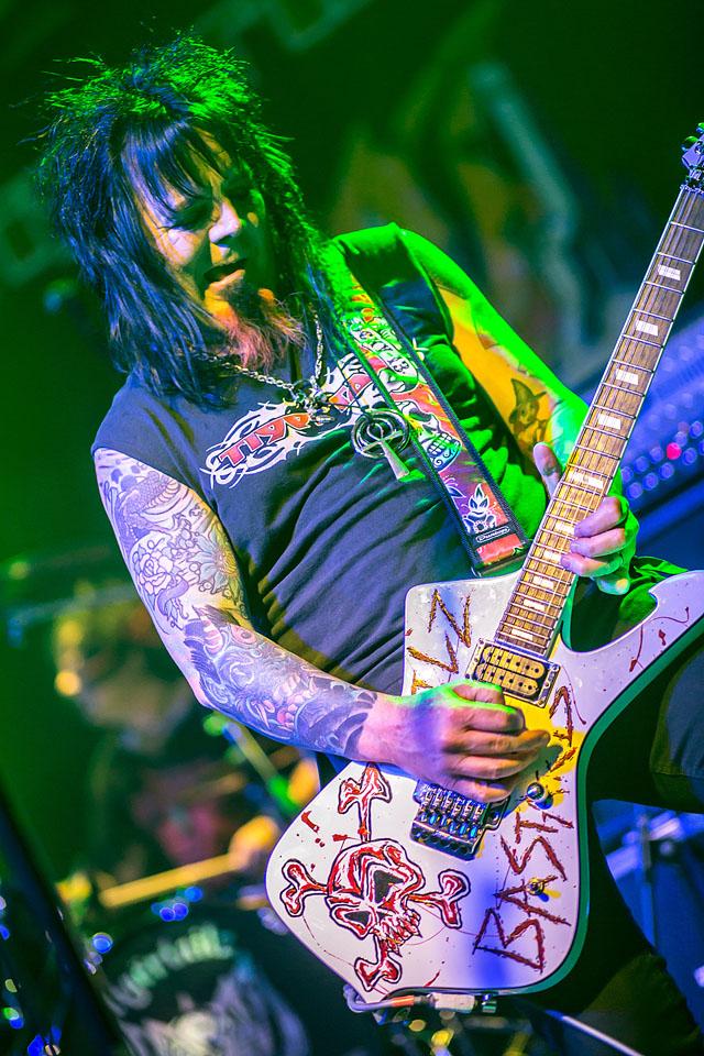 Tigertailz - Hard Rock Hell AOR, 21 March 2014