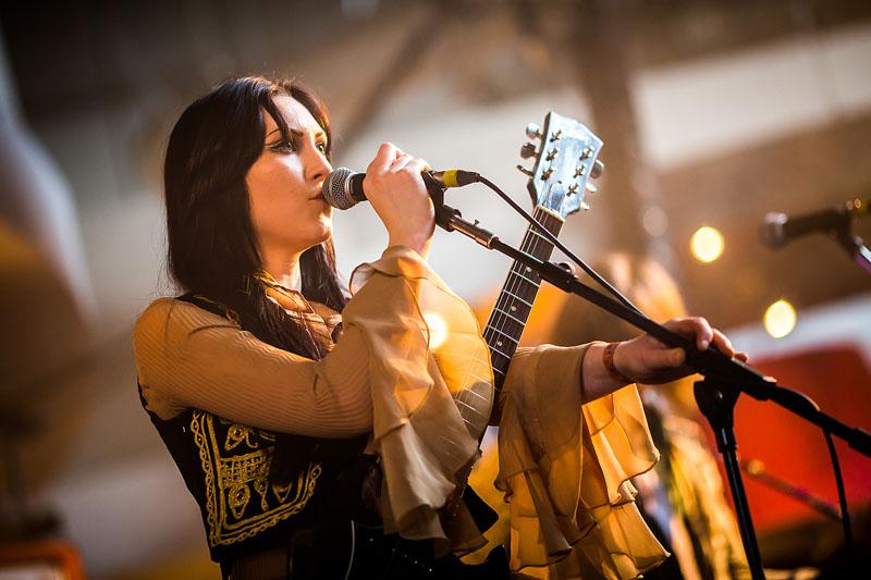 Purson - Hard Rock Hell Prog, Pwllheli, 21-22 March 2014