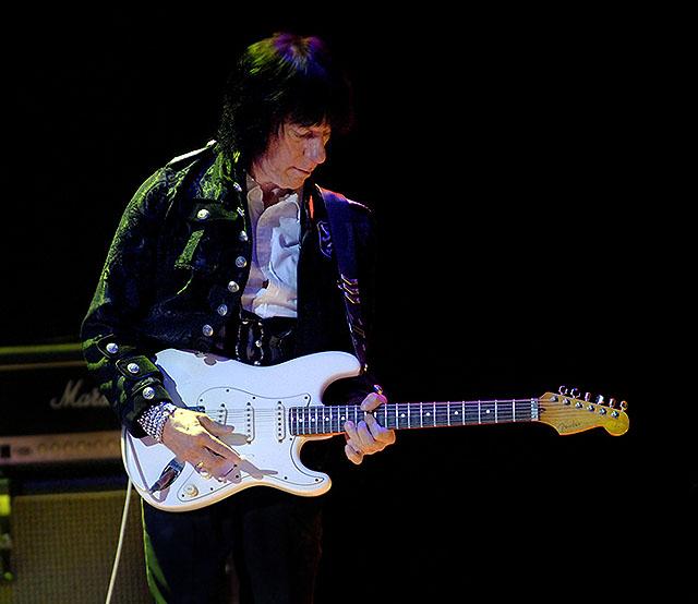 Jeff Beck - Birmingham Symphony Hall, 20 May 2014