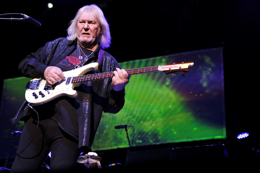YES – Clyde Auditorium, Glasgow, 2 May 2014