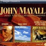 JOHN MAYALL AND THE BLUESBREAKERS – Reissues