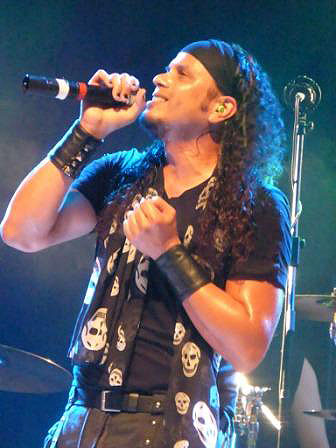Jeff Scott Soto - Frontiers Rock Festival, Italy, May 2014