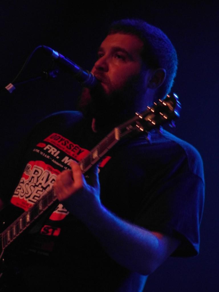 Lionize – 02 ABC, Glasgow, 7 May 2014