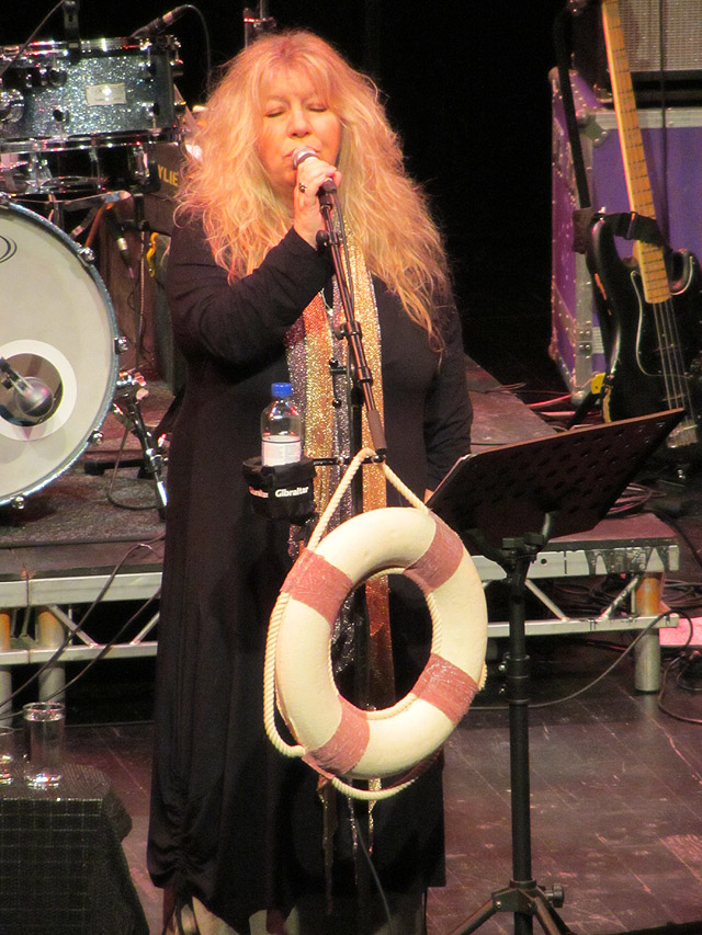 Judie Tzuke - The Lowry, Salford, 7 June 2014