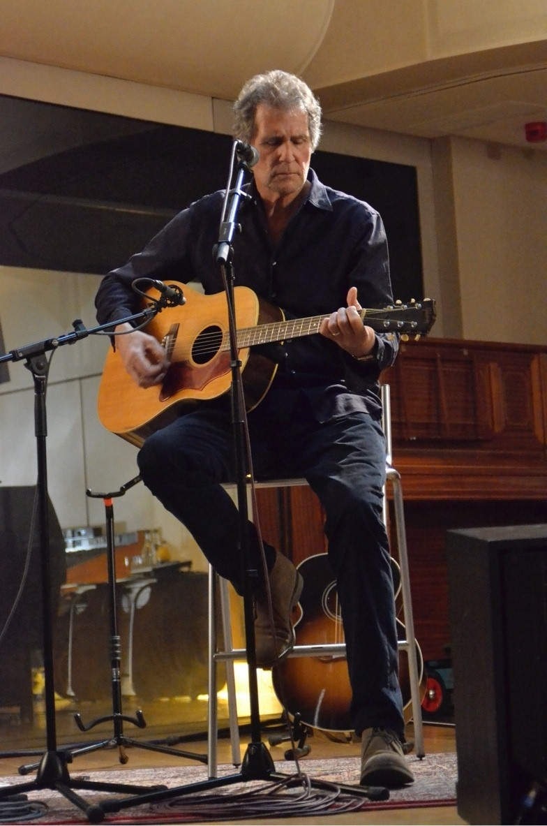 John Illsley - interview (June 2014)