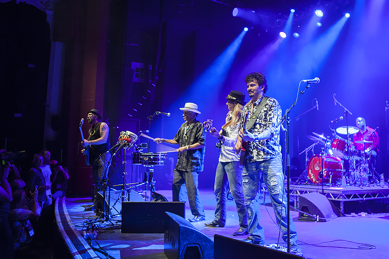 ROYAL SOUTHERN BROTHERHOOD – Shepherd's Bush Empire, London, 25 June 2014