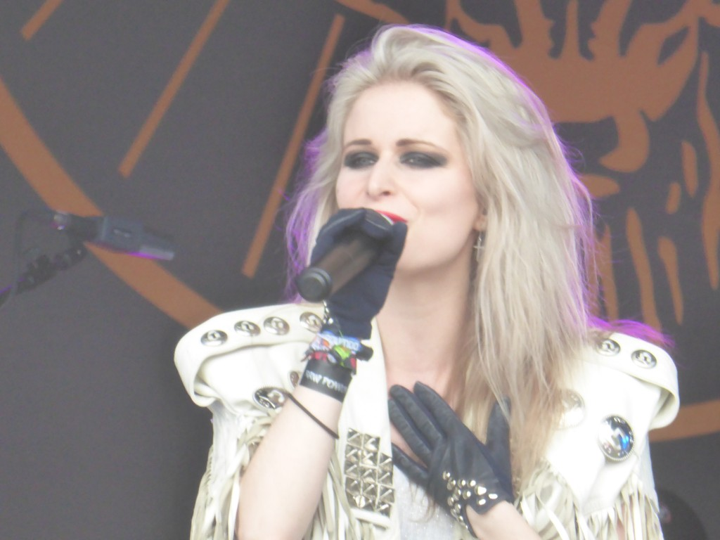 Mia Klose - Download Festival