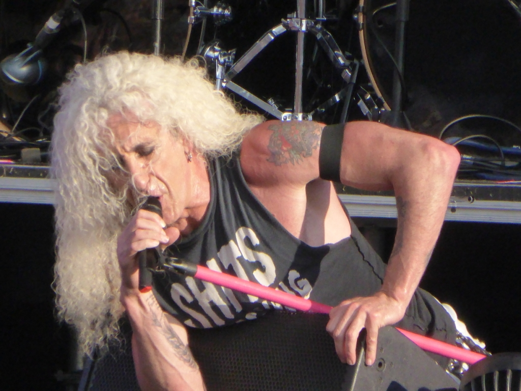 Twisted Sister - Download Festival