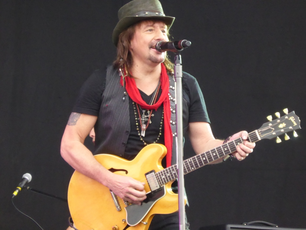 Richie Sambora - Download Festival
