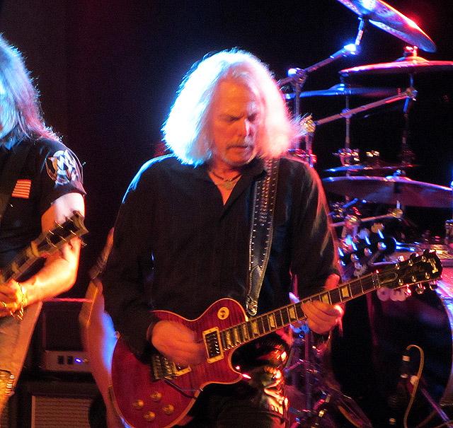 Black Star Riders - Tivoli, Buckley, 6 August 2014