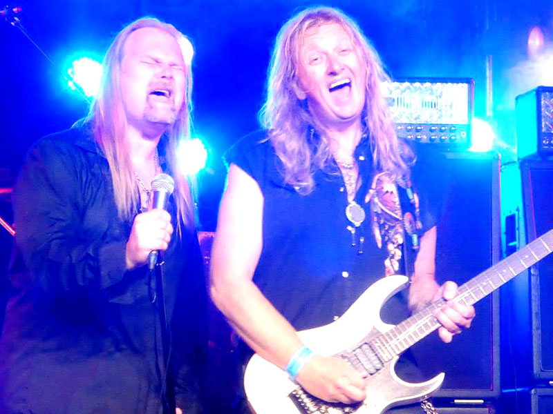 Cambridge Rock Festival 2014 - Jorn Lande