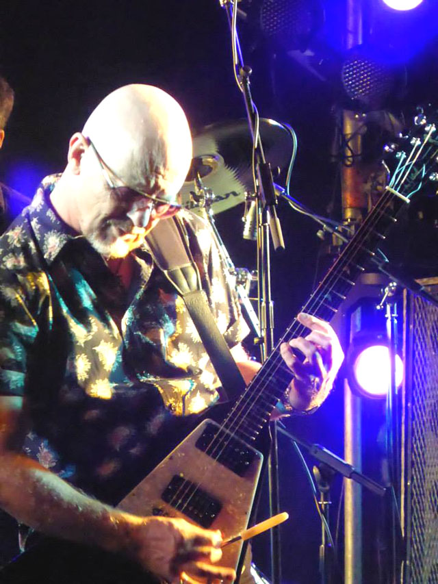 Cambridge Rock Festival 2014 - Wishbone Ash