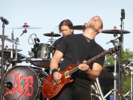 Alter Bridge - Moondance Jam - Walker, Minnesota, 17-19 July 2014