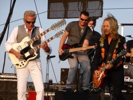 Don Felder - Moondance Jam - Walker, Minnesota, 17-19 July 2014