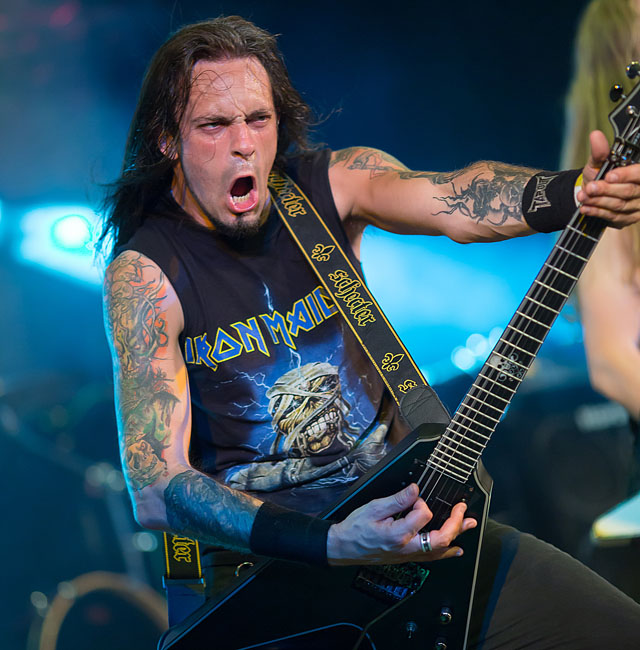 Savage Messiah - SOS Festival, July 2014
