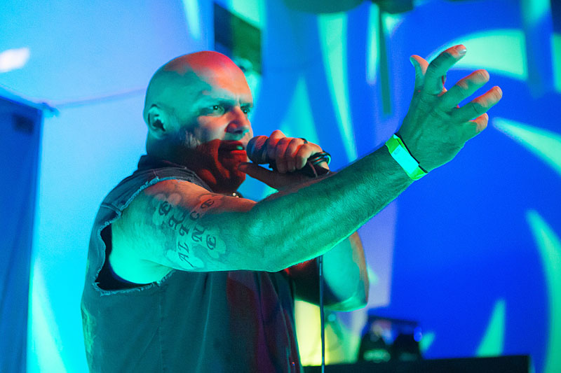 Blaze Bayley - SOS Festival, July 2014
