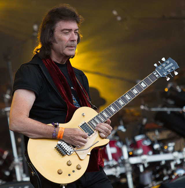 Steve Hackett, Cropredy - 7 August 2014
