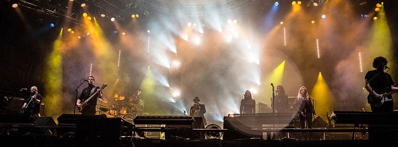 Australian Pink Floyd,  Cropredy - 8 August 2014