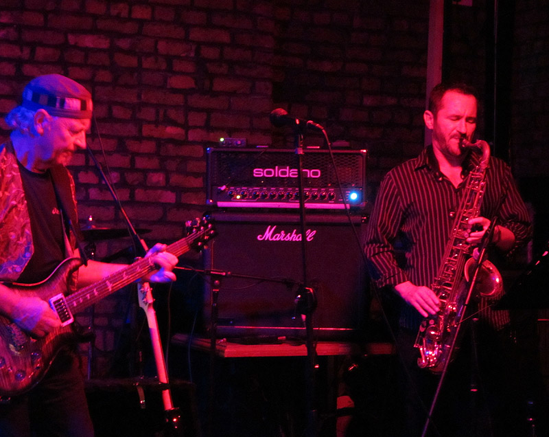 Martin Barre Band - Liverpool, 6 September 2014