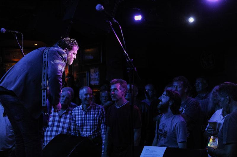 DANNY BRYANT – The Borderline, London,12 September 2014