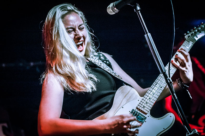 JOANNE SHAW TAYLOR – 02 Academy 2, Islington, London, 22 September 2014
