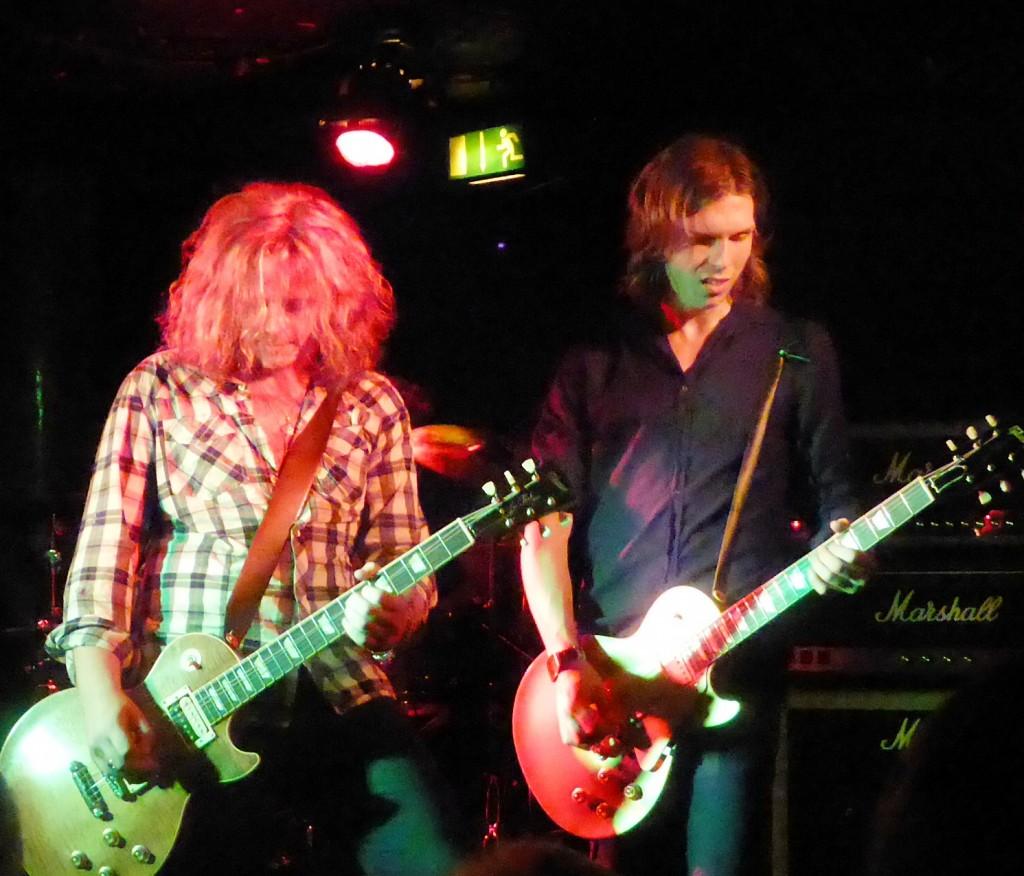 Bad Touch - Camden Underworld, London, 26 September 2014
