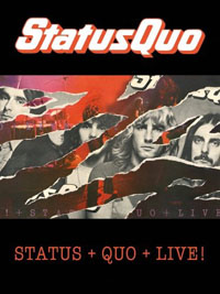 Status Quo Live - box set