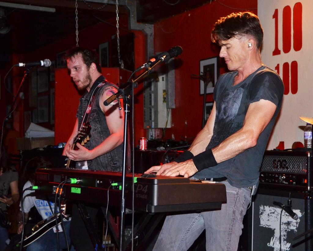 Toseland - 100 Club, London, 8 October 2014