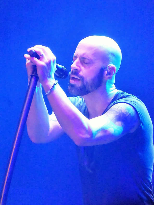 Daughtry - London Roundhouse, 12 October 2014