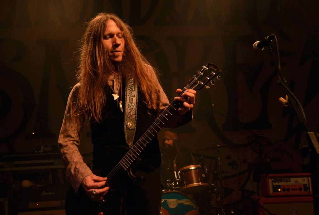 BLACKBERRY SMOKE - Shepherds Bush Empire, London,19 October 2014