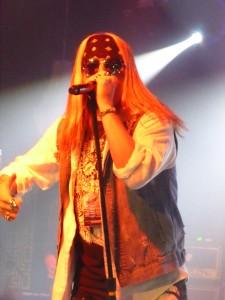 Johnny Lima - Melodic Rock Fest 4, Chicago, October 2014