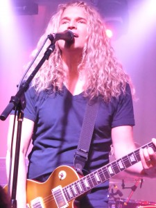 Mitch Malloy - Melodic Rock Fest 4, Chicago, October 2014