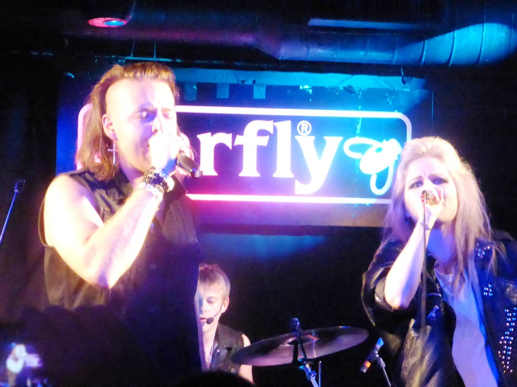 HOUSTON, The Barfly, Camden, London, 16 October 2014