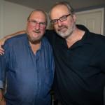 Steve Cropper and David Randall