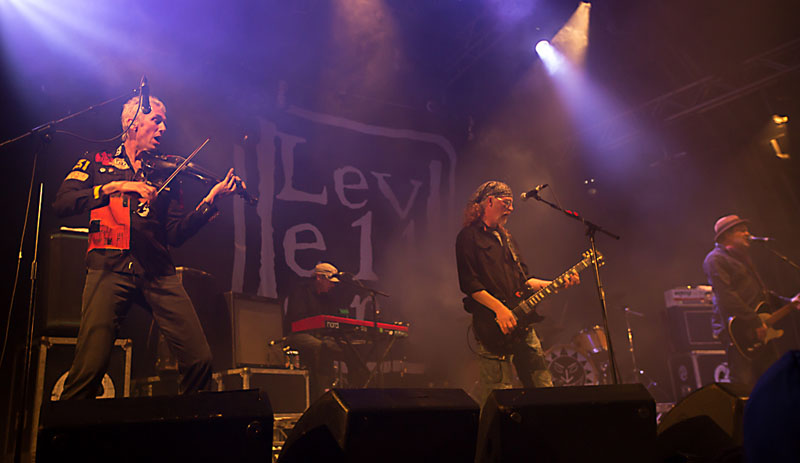 LEVELLERS - William Aston Hall, Wrexham, 18 November 2014
