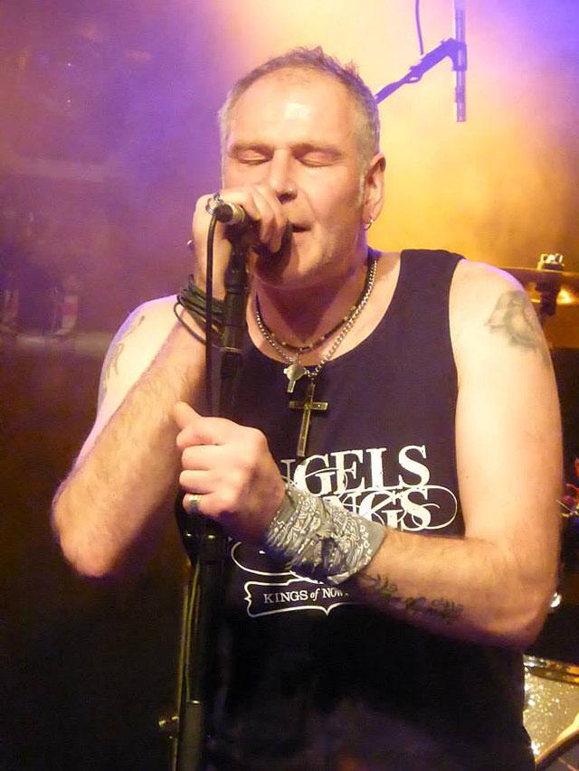 Angels Or Kings - Firefest, Nottingham Rock City, 24 October 2014