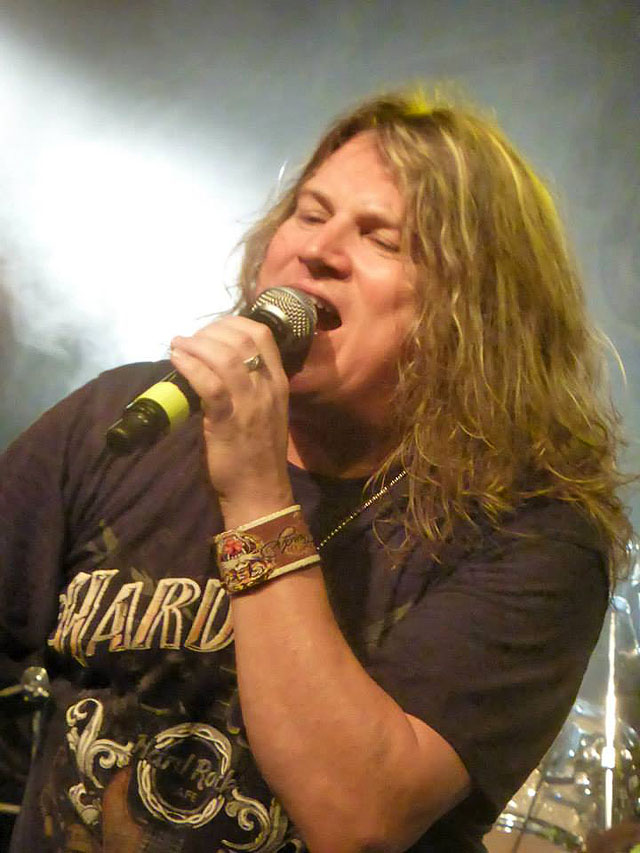 Redrum - Firefest, Nottingham Rock City, 24 October 2014