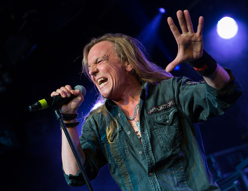Pretty Maids -  Firefest - Nottingham Rock City, 25 October 2014