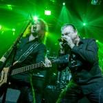 Axxis - Firefest, Nottingham Rock City, 26 October 2014