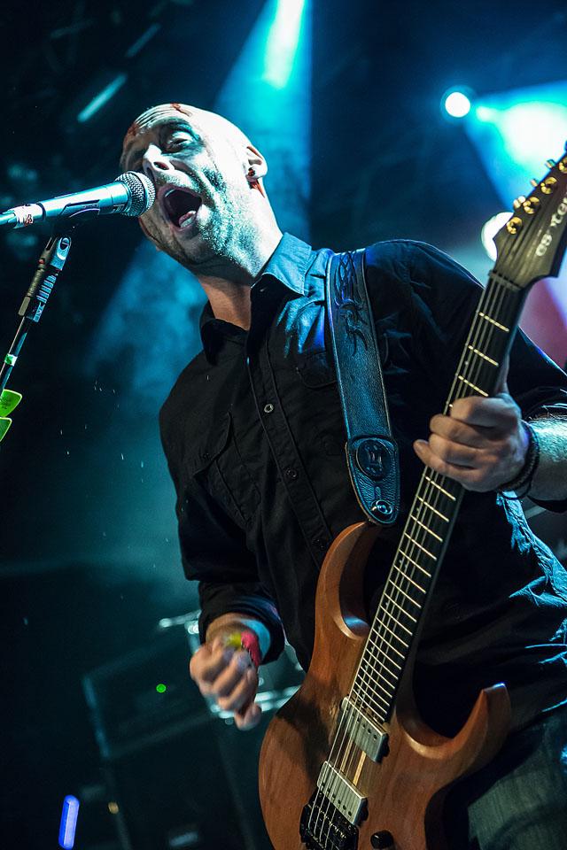 Wolfborne - Rock City, Nottingham, 1 November 2014