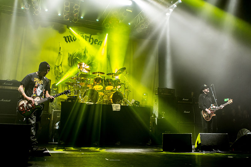 Motorhead - Manchester Apollo, 4 November 2014