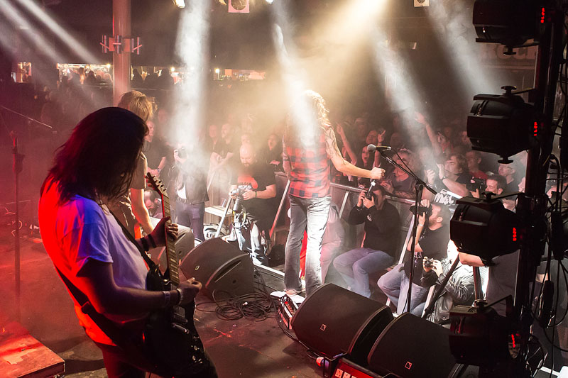 HARD ROCK HELL - Pwllheli, 13-14 November 2014