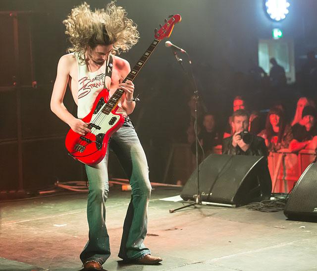 THE TEXAS FLOOD, Hard Rock Hell, Pwllheli, 14 November 2014