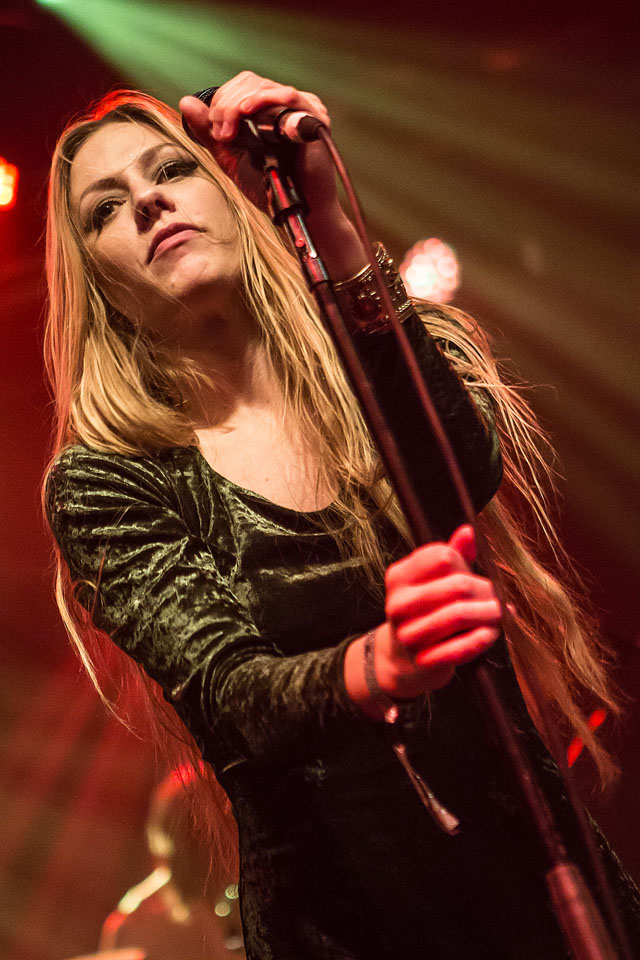 HARD ROCK HELL 8 - Pwllheli, 15 November 2014