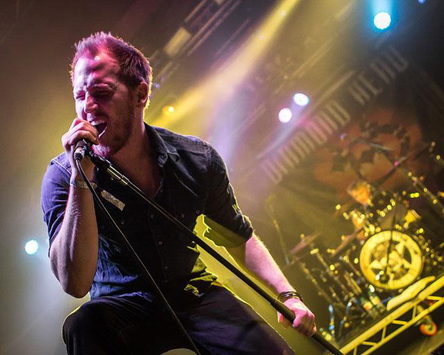 HARD ROCK HELL 8, Pwllheli, 15 November 2014