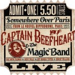 CAPTAIN BEEFHEART & The Magic Band Live from Paris 1977