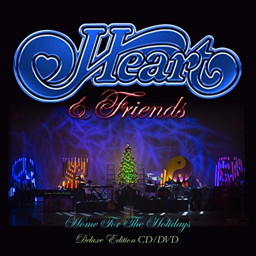 Heart and Friends - Happy Holidays