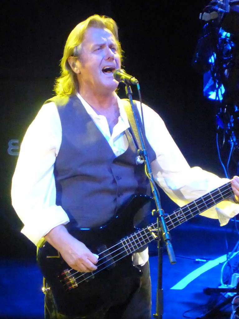 ASIA, Shepherds Bush Empire, London, 2 November 2014
