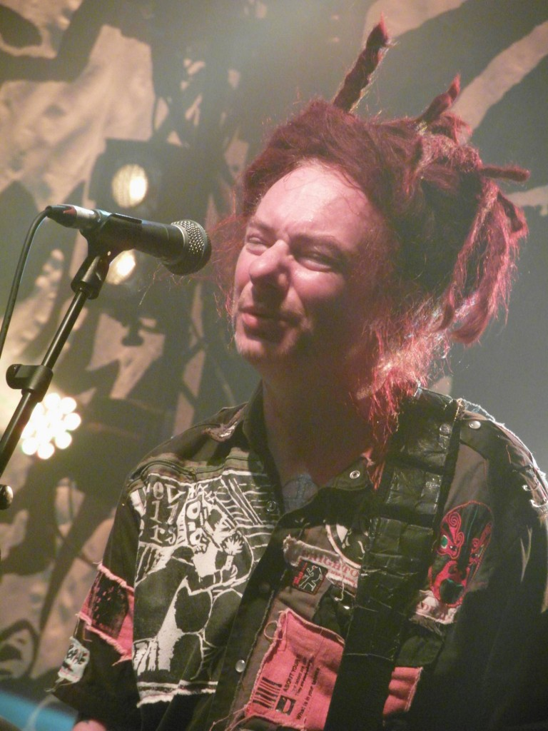 THE LEVELLERS, ABC, Glasgow, 21 November 2014