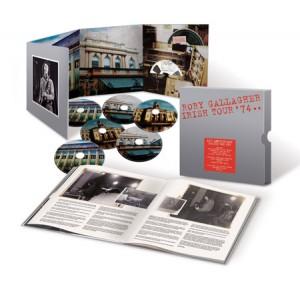 RORY GALLAGHER - Irish Tour '74 (Box set)